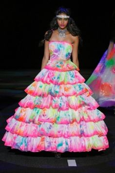 Brittany wants this Betsey Johnson dress for her Prom dress :)