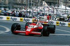 Bernd Schneider, Zakspeed 881, 1988 Monaco GP, Monte Carlo
