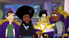 That Time Prince, Questlove, And Dave Chappelle All Hung Out Together