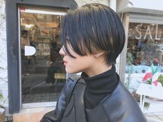 Well, one of the most trendy haircuts this year is the pixie haircut. Girls Short Haircuts, Short Haircut Styles, Modern Haircuts, Long Hair Styles, Asian Short Hair, Girl Short Hair, Short Hair Cuts, Hair Colora, Shaved Hair Designs