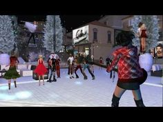 Elvina Carlucci - live at LaPerla II - World AIDS Day 2011 charity concert #SecondLife