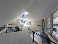 kt一級建築士事務所 の オリジナルな 多目的室 ロフト