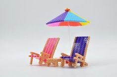 Holidays summer perler fuse beads