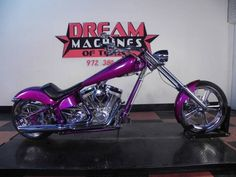 2007 American Ironhorse Legend $14,966