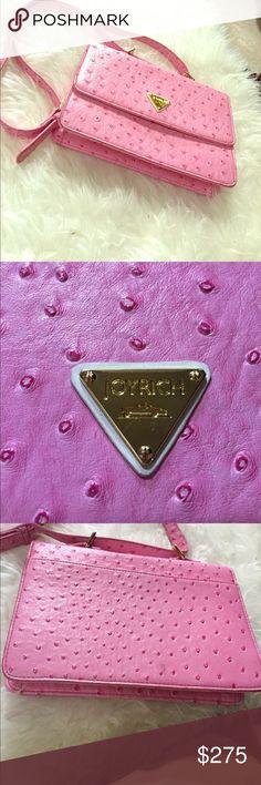 JOYRICH PURSE.  MAKEAOFFER. YOU NEVER KNOW 👌 JOYRICH PINK PURSE Joyrich Accessories