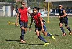 Equipe de France Féminine, JO J-7 :  deux entraînements en 3 mn !