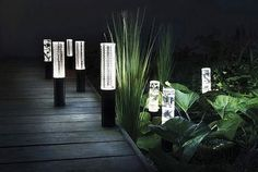 Solar Led Landscape Lighting Fixtures
