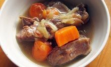 Samhain - The perfect beef stew to celebrate the annual slaughter of cattle.