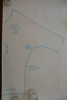 counterpane - Counterpane Craft Tutorials - DIY Dolman Sleeve TopTutorial