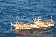 U.S. To Sink Ghost Ship With ExplosivesA U.S. Coast Guard cutter unleashed cannon fire on the abandoned 164-foot Ryou-Un Maru on Thursday, April 12, 2012, ending a journey that began when last year's tsunami dislodged it and set it adrift across the Pacific Ocean.