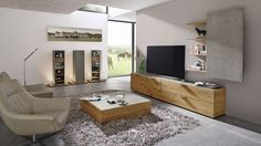 Living room furniture offers - Best Home Decorating Ideas - How To Design A Room - homehomedecor Furniture Making, Living Room Furniture, Home Furniture, Living Room Decor, Furniture Design, Bedroom Decor, Couch And Loveseat, Living Room Shelves, Living Room Designs