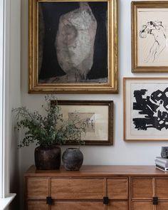 Interior Design Inspiration, Home Decor Inspiration, Decor Ideas, Wall Ideas, Interior Styling, Interior Decorating, Bohemian Interior, Diy Interior, Scandinavian Interior