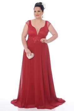 10 vestidos de festa plus size perfeitos para madrinhas ou formandas! - Madrinhas de casamento