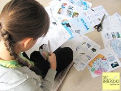 Geography, Homeschool, Crafts For Kids, Polaroid Film, Kid Furniture, Exhibitions, Crafts For Children, Kids Arts And Crafts
