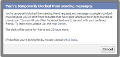 The Awe-Science: Send Message On Facebook Even You Are Blocked