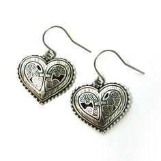 Grace Heart Earring