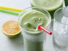 Receita: suco verde detox detona celulite e emagrece - Lucilia Diniz