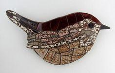 Loving this little birdie smashingchinamosaics.co.uk