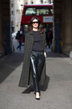 86 chic winter outfit ideas for when it's too cold to wear dresses or skirts: