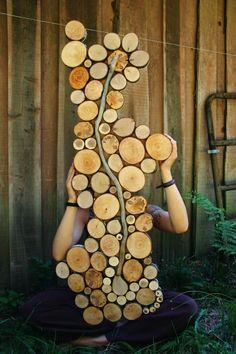 Renklim Blog – Burada renkli bir şeyler var! – Geri dönüştürülmüş ağaçlardan yapılmış tasarımlar
