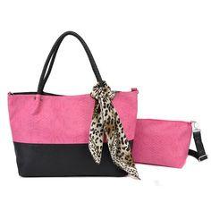 Asami - Ladies fashion rosepink shoulder #handbag