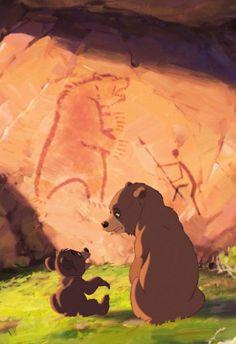 Koda & Kenai - Brother Bear