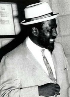 Thelonious Monk #music #adelineman #adelineloves