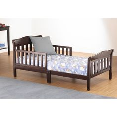 by Sorelle Riley Toddler Bed in White Finish Info