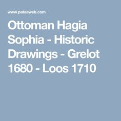 Amazing drawings Hagia Sophia in Ottoman times - the mosaics were uncovered Hagia Sophia, Amazing Drawings, Mosaics, Ottoman, Survival, History, Jingle Bell, Historia, Mosaic