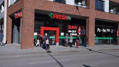 A new Fresh Plus supermarket has been opened recently in our project Rezidencia pri Radnici in Kosice, Slovakia. The residents of the project can thus make their daily shopping without starting a car or traveling by public transport. Group Of Companies, Apartments For Sale, Public Transport, Transportation, Traveling, Fresh, Car, Shopping, Viajes