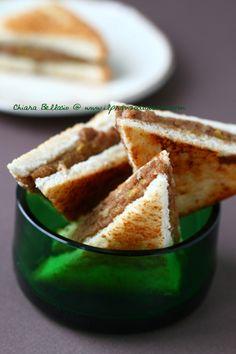 tramezzini caldi di olive all'ascolana                      #recipe #juliesoissons
