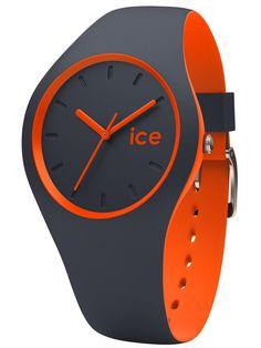 Ice-Watch DUO.OOE.U.S.16 Ice Duo Ombre Orange Armbanduhr