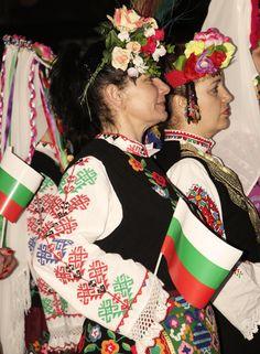 Carnavales de Madrid (pasacalles de Bulgaria). Fotografía, Helga Martínez Pallarés