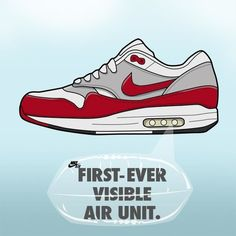 Air Max 1 - The Nike Air Max Series Detailed and Illustrated | Complex UK