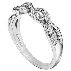 I love this, not as a wedding ring but as a promise ring. Or just a ring in general.
