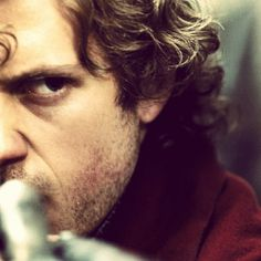 """Enjolras was a charming young man, who was capable of being terrible."" -Les Miserables"