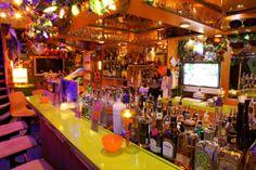 TRINKEN: karibische Cocktails bei Rocky