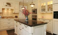 Kitchen Countertops - Maryland Granite | Clinton Countertops ...