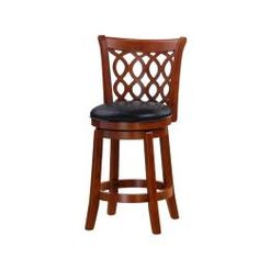 @Overstock - Add a touch of Allison style to your kitchen with a counter-height stool. This oak-finish stool features a 360-degree swivel seat.http://www.overstock.com/Home-Garden/Allison-Oak-Finish-24-inch-Swivel-Counter-Stool/5479168/product.html?CID=214117 $95.99