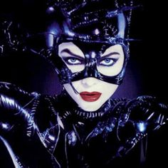 Michelle Pfeifer as Catwoman. Icon!