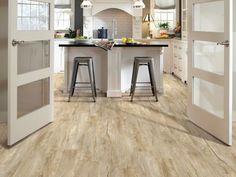 Classico Plank 0426V Latte 00209 Floorte' Shaw Residential Resilient LVT Flooring