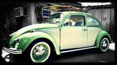 VW beetle 1969 from Puerto Rico.  Juan Carlos Luna,  Owner.