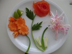 1000 images about salad decoration on pinterest salads for Art of food decoration
