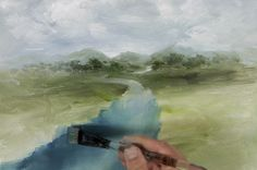 Detail Step photo from Landscape Mini Study(http://www.jansenartstore.com/ms1004-landscape-bristle-brush-study/)