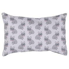 Hug me cute Lilac Frenchie needs a hug Pet Bed - dog puppy dogs doggy pup hound love pet best friend