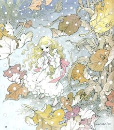 Thumbelina by Macoto Takahashi [©2015]