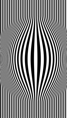 moire Illusion Art, Op Art, Optical Illusions, Swirls, Geometry, Mandala, Graphic Design, Quilts, Black And White