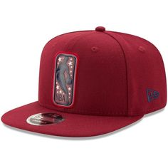 Cleveland Cavaliers New Era 2017 All-Star Game Team Sided 9FIFTY Snapback Adjustable Hat - Wine