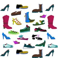 shoes shoes shoes.... by Lisbeth Van Lintel