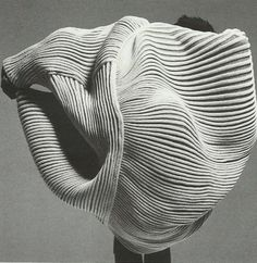 1     good morning.  issey miyake s/s 1985 | via petrole: ermietumblr
